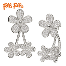 Folli Follie Fashionably Silver系列耳環