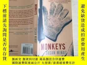二手書博民逛書店Monkeys罕見猴子(英文原版)Y199921 Susan M