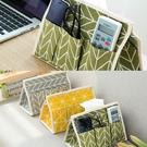 棉麻衛生紙袋 紙巾 衛生紙 面紙盒 收納袋 辦公室 居家【RB461】