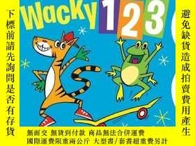 二手書博民逛書店Ripley s罕見Believe It or Not! Wacky 1-2-3Y410016 Ripley