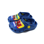 TOMICA 休閒鞋 花園鞋 防水 中童 童鞋 藍色 TM1850 no885
