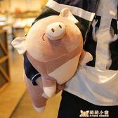 玩偶 最大款式毛絨玩具毛絨玩具趴豬公仔女生抱著睡覺的娃娃可愛 超萌搞怪韓國枕搞怪 DF
