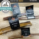 此商品48小時內快速出貨》紐西蘭Natural Farm自然牧場【天然牛腱棒】 寵物零食犬用零食XL
