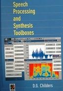 二手書博民逛書店《Speech Processing and Synthesis Toolboxes》 R2Y ISBN:0471349593
