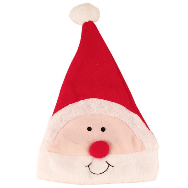聖誕 裝扮 17吋老公公聖誕帽1入