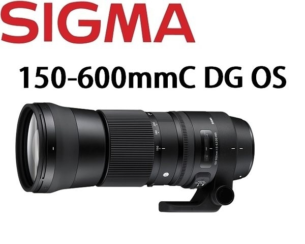 [EYE DC] SIGMA 150-600mm F5-6.3 C DG OS Contemporary 版 恆伸公司貨 三年保 (一次付清)