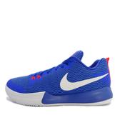 Nike Zoom Live II EP [AH7567-400] 男鞋 運動 休閒 籃球 緩震 穩定 速度 透氣 藍白