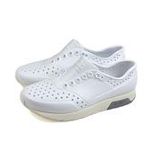 native LENNOX 懶人鞋 洞洞鞋 男女鞋 白色 11105000-1951 no970