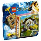 LEGO樂高 Chima系列 叢林之門陣_LG70104