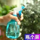木丁丁澆花噴壺分裝瓶園藝家用灑水壺小壺噴霧器手壓力花卉澆水瓶 蘿莉小腳丫