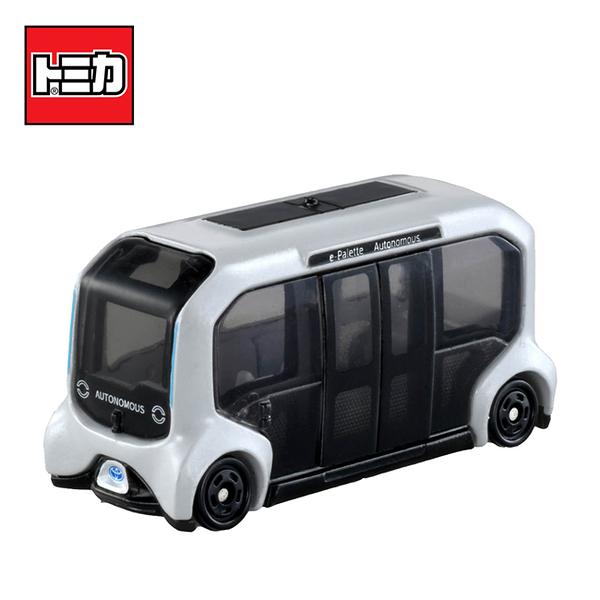 【日本正版】TOMICA 豐田 共享電動概念車 Toyota e-Palette 電動車 玩具車 多美小汽車 - 143567