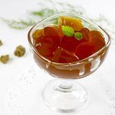 黑糖蒟蒻果凍 (800g) ★愛家純素午茶點心 Q彈自然好味道 酸甜回甘 全素健康零食  素食可用