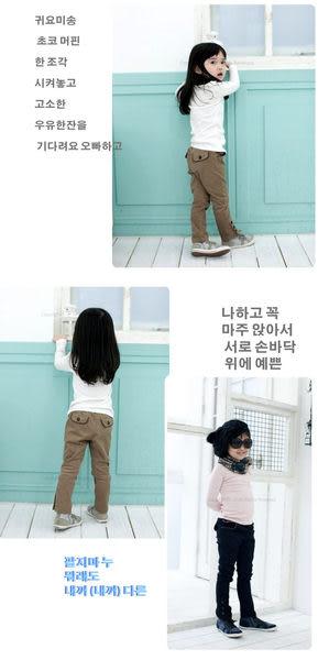 ☆瑋娗童裝婦幼館☆【K127】女童秋款鉛筆長褲 (90-130cm)