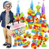 兒童積木男寶寶益智玩具女孩智力塑料拼裝小孩子1-2-3-6周歲男孩igo     琉璃美衣