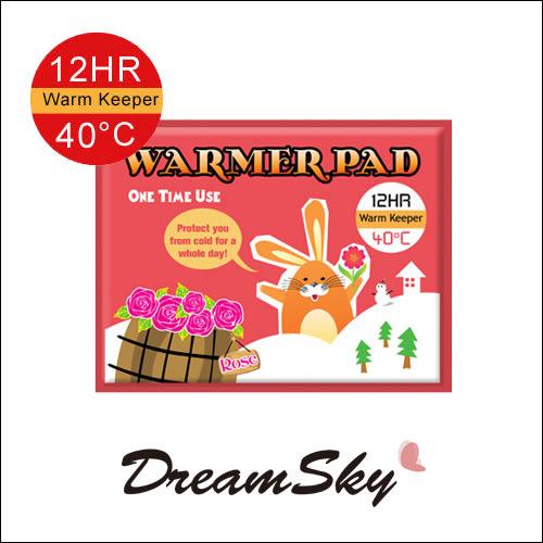 Beloved&Co 樂芙蜜 小花兔 暖暖包 玫瑰 薰衣草 百合 熱敷 保暖 花香 香氛 (1片入) DreamSky