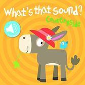 What's That Sound? Countryside 鄉間動物篇 硬頁音效書