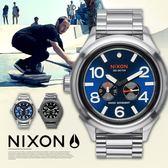 【人文行旅】NIXON | A474-1258 October Tide 全球潮汐腕錶