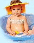 寶寶洗頭帽 兒童洗澡帽寶寶洗頭帽水護耳硅膠浴帽嬰兒洗發帽小孩帽子 卡菲婭