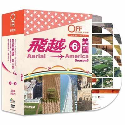 飛越美國:第六季DVD (4片裝)