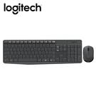 【logitech 羅技】MK235 無線鍵盤滑鼠組