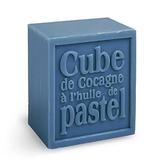 Graine de pastel 菘藍方皂 125g-深夜藍