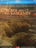 【停看聽音響唱片】【BD】THE BLACK HILLS AND THE BADLANDS - Gateway to the West