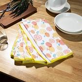 【週年慶開跑全館8折起】橙甜時刻吸水擦碗巾2入組-生活工場