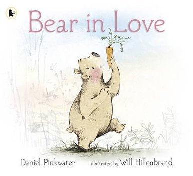 【麥克書店】BEAR IN LOVE /英文繪本《主題:分享》