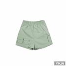 NIKE 女 休閒短褲 AS W NSW SWSH SHORT WVN HR 綠-CZ9382006