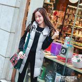 羽絨棉馬甲女中長款寬鬆韓國學生連帽加厚外套潮    傑克型男館