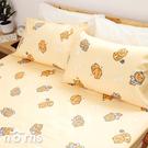 Kakao Friends雙人加大床包組- Norns 正版授權 TENCEL天絲™萊賽爾纖維 吸濕排汗 寢具 含床包 枕套