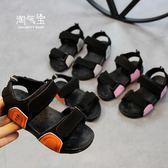 兒童鞋子 兒童涼鞋韓版男童鞋寶寶鞋沙灘鞋女童鞋涼拖鞋休閒鞋 歐萊爾藝術館