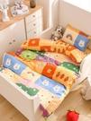 快速出貨幼兒園被子三件套全棉午睡被褥子純棉兒童寶寶冬被床上
