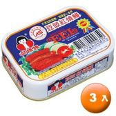 東和 好媽媽 豆豉 紅燒鰻 100g (3罐)/組