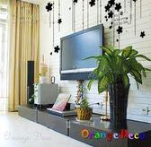 壁貼【橘果設計】花蔓 DIY組合壁貼/牆貼/壁紙/客廳臥室浴室幼稚園室內設計裝潢