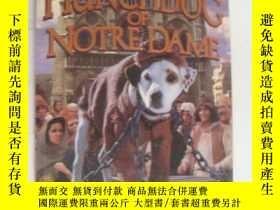 二手書博民逛書店Hunchdog罕見of Notre Dame 英文原版大32開