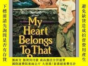 二手書博民逛書店My罕見Heart Belongs to That BoyY362136 Photograph by TK .