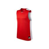 Nike AS M League REV Tank [631064-658] 男 籃球 訓練 背心 透氣 雙面穿 紅白
