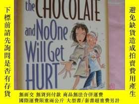 二手書博民逛書店Just罕見Handover the Chocolate and