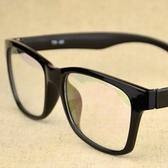 眼鏡框-時尚半框超輕柔韌男鏡架2款71t18【巴黎精品】