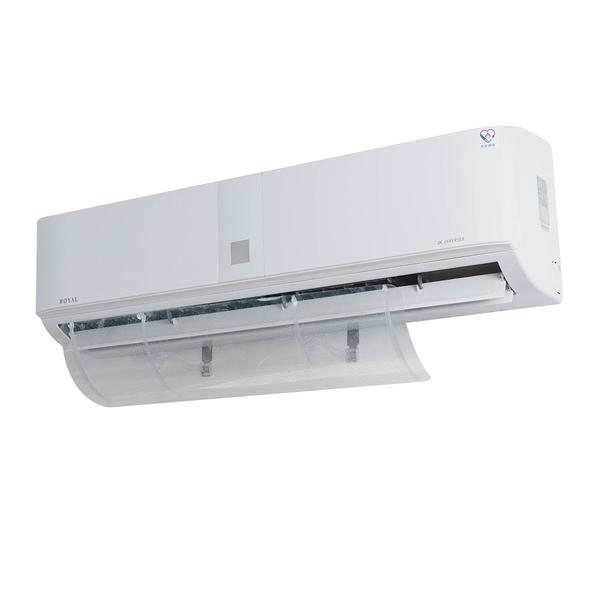 冷氣空調擋風板 冷氣防風門檔【U013】免工具直接黏貼安裝
