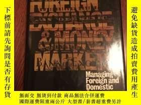二手書博民逛書店Foreign罕見Exchange & Money Market