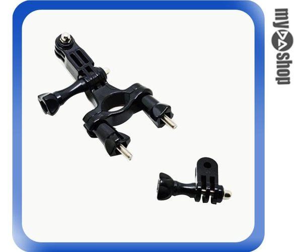 GoPro Hero 1 2 3 3+ 4 4s 自行車固定架 含三向調節臂(83-0002)
