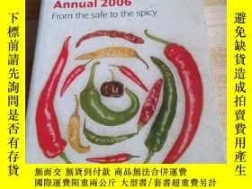 二手書博民逛書店Asian罕見Credit Annual 2006 From the safe to the spicy 2006
