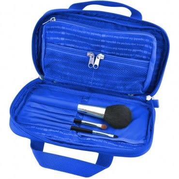 Lapoche 旅行化妝包-藍
