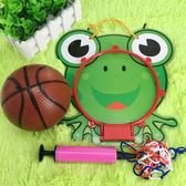 兒童籃球框室內壁掛式籃球架戶外墻