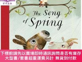 二手書博民逛書店罕見原版 Hendrik Jonas 春之歌 英文原版 The Song of SpringY454646 H