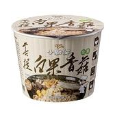 預購商品4/20後出貨【小廚師慢食麵】菩提白果香菇麵 (206g*6桶/箱)