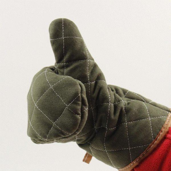 抗熱手套 400度防燙手套蒸箱加厚烤爐烘焙工具500度耐高溫工業
