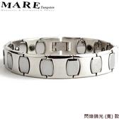 【MARE-鎢鋼】系列:閃爍鎢光 (寬)  款